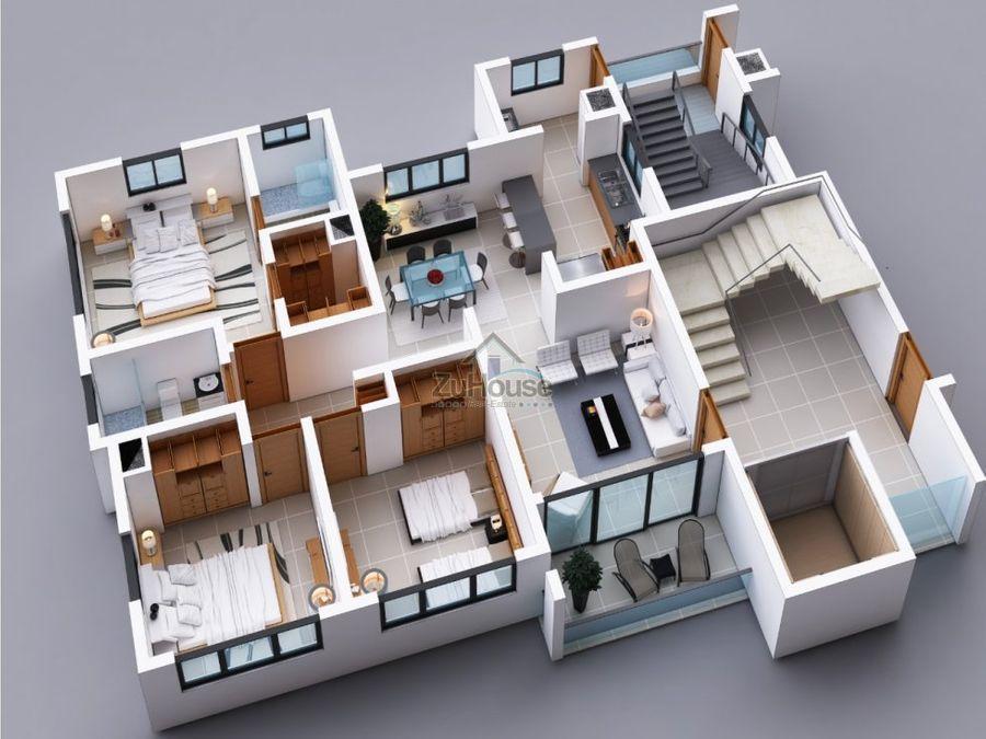 apartamento en venta en santiago de los caballeros