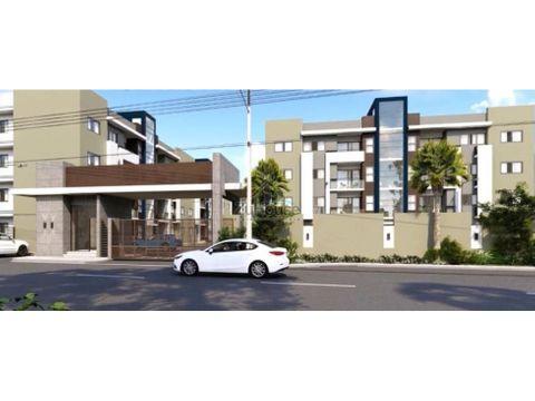 apartamentos en venta en planos en gurabo santiago wpa15a