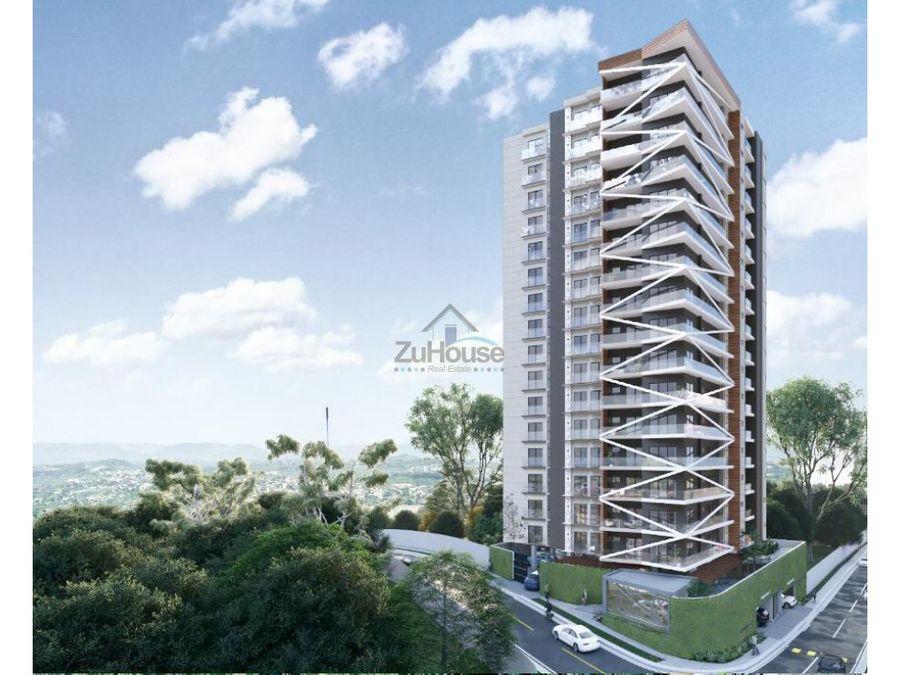 apartamento en venta pisos 11 al 14 de torre en la trinitaria wpa69 g