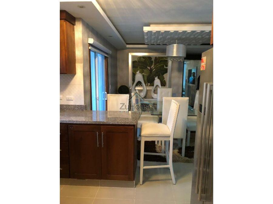 apartamento en venta en buena vista santgo bda02