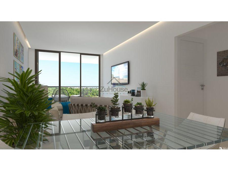 apartamento en venta en punta cana wpa101 d