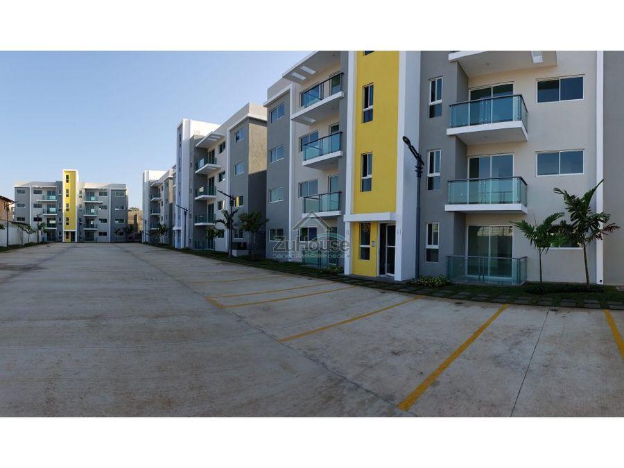 apartamento en venta en llanos de gurabo wpa116 b