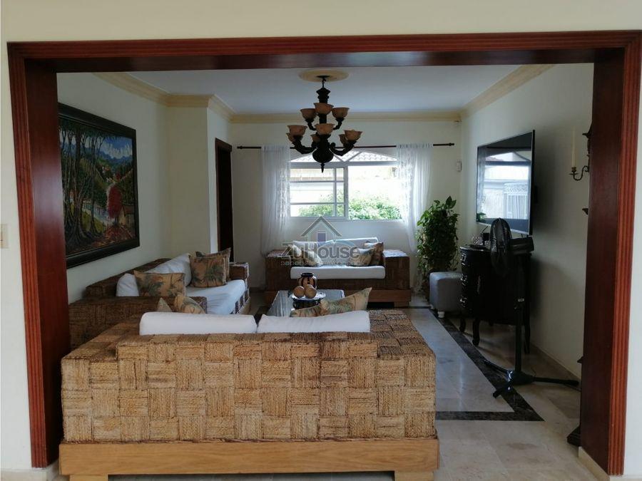 casa en venta en cerro alto en santiago bdc02