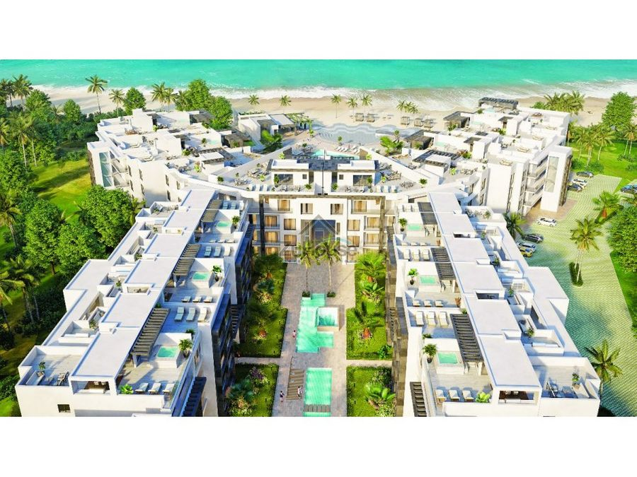 apartamento en venta en playa bavaro punta cana wpa146 b