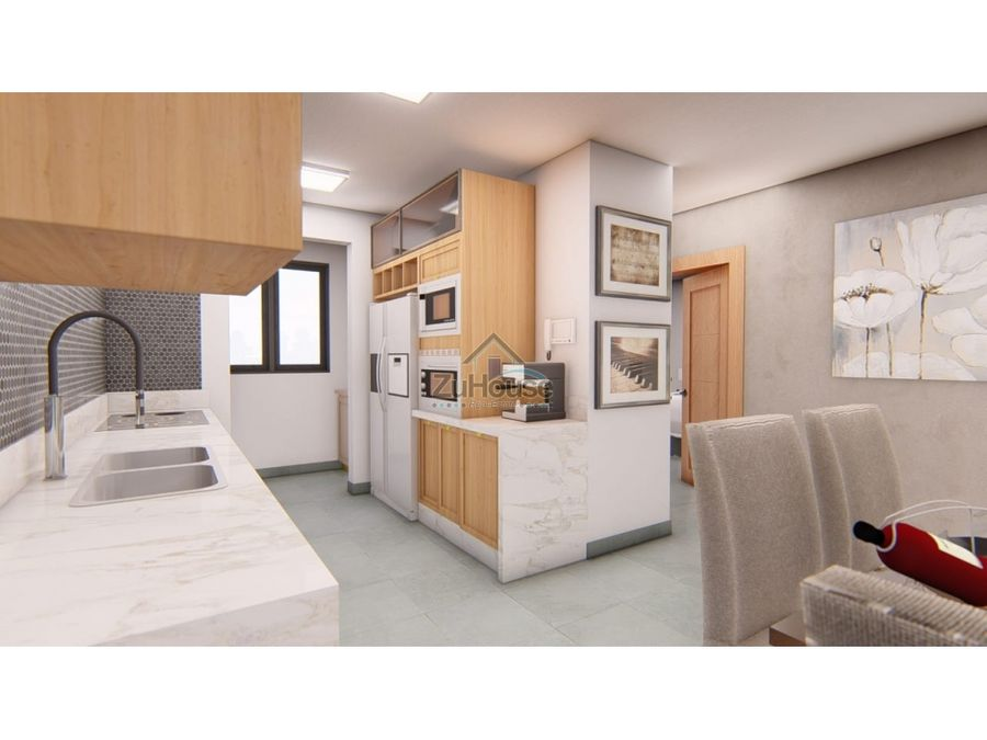 apartamento en venta en construccion proximo al homs wpa73
