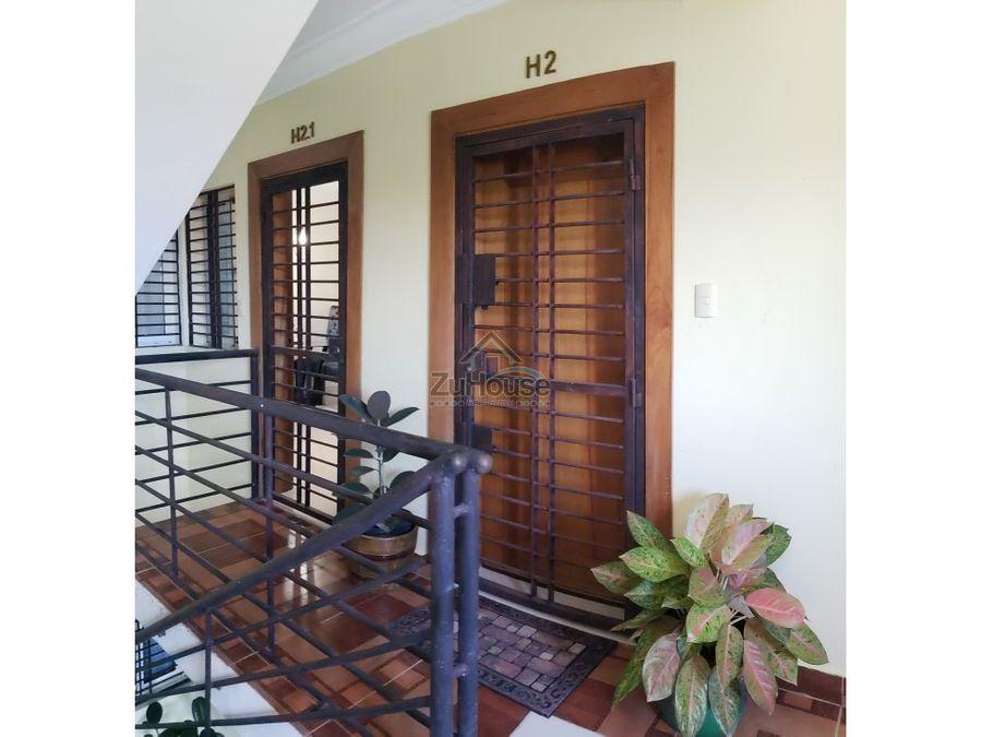 apartamento amueblado en alquiler en santiago de los caballeros awpa05