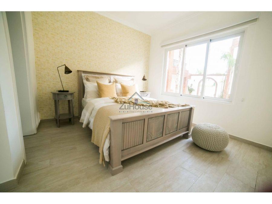 apartamento en venta en 1er nivel en bavaro punta cana wpa97 a