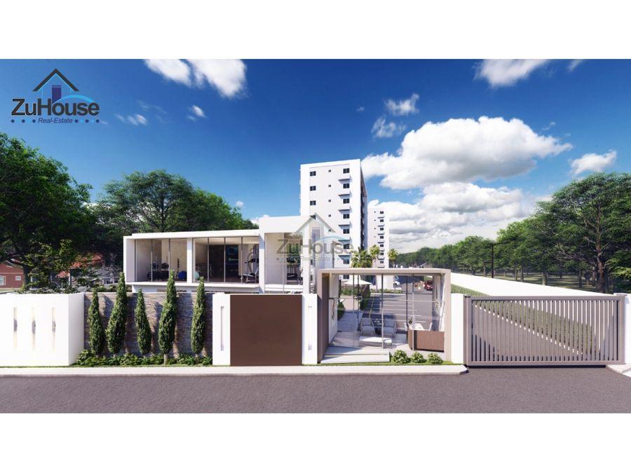 apartamento en venta en santiago wpa121 b