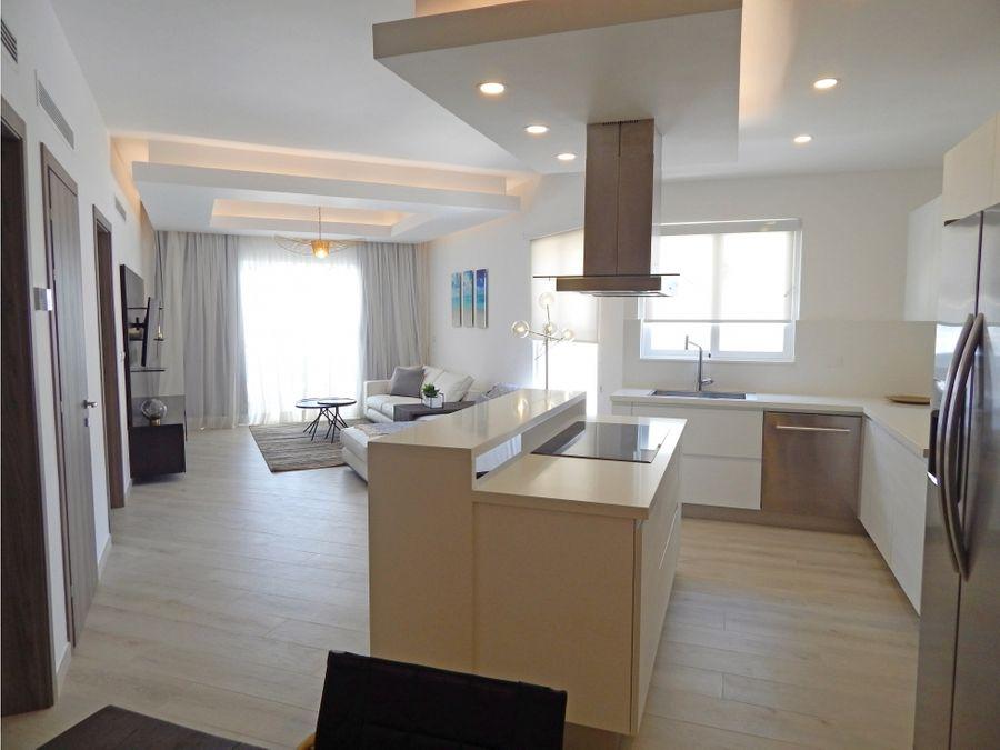 apartamento en venta en primer nivel en punta cana wpa76 b