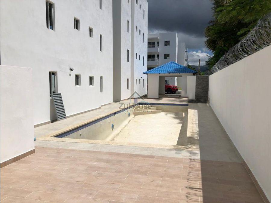 apartamento nuevo en venta cerro alto santiago za16 b