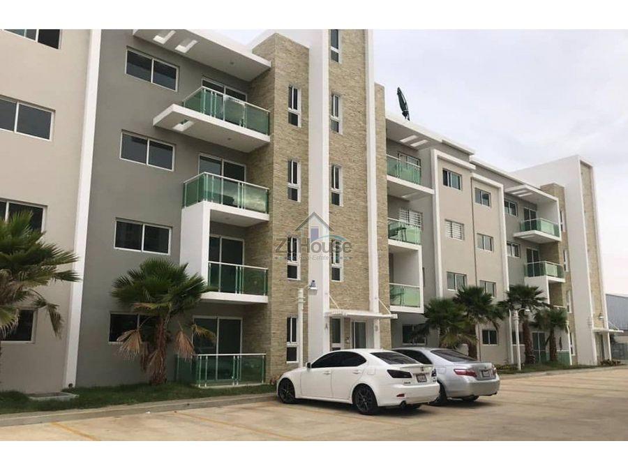 apartamento en venta en reparto imperial stgo wpa85 b