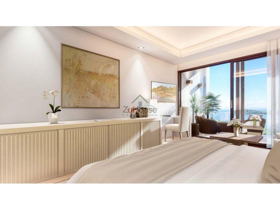 apartaestudio en venta con vista a bahia de samana wpa130 a1