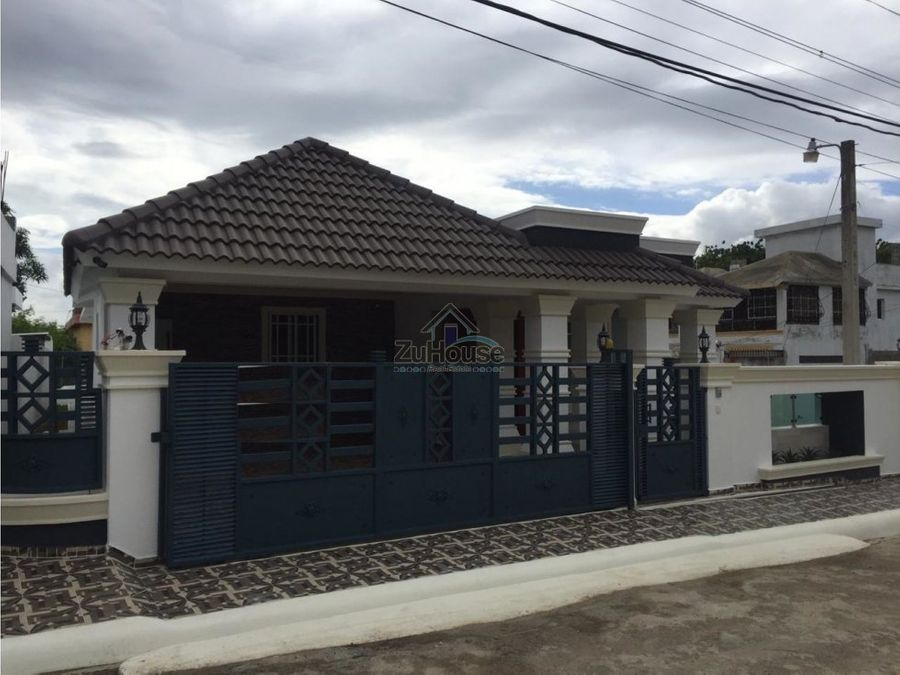 casa en venta en las antillas santiago wpc21