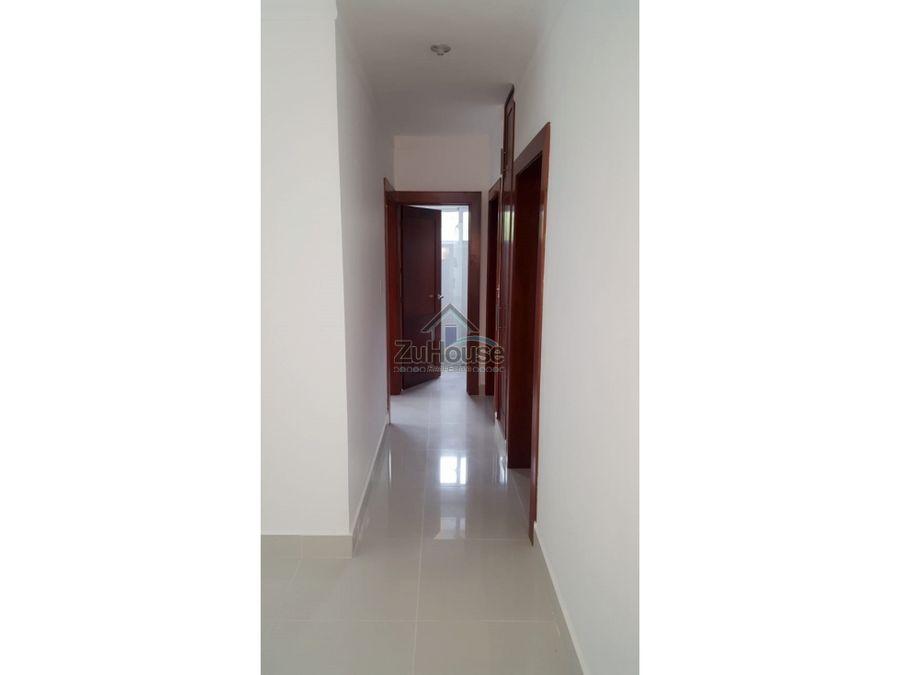 apartamento en venta gurabo santiago za34