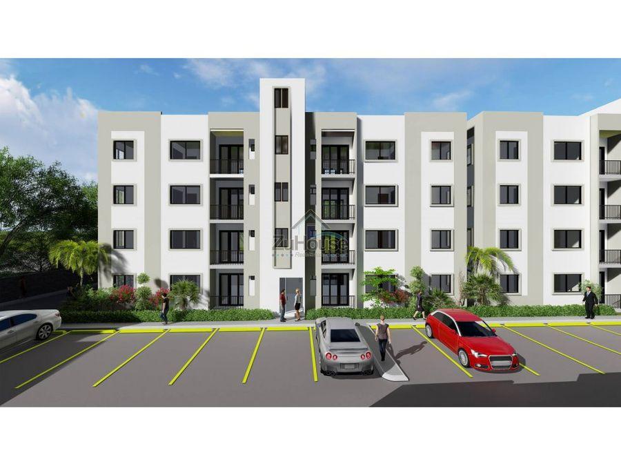 apartamento en licey santiago wpa36