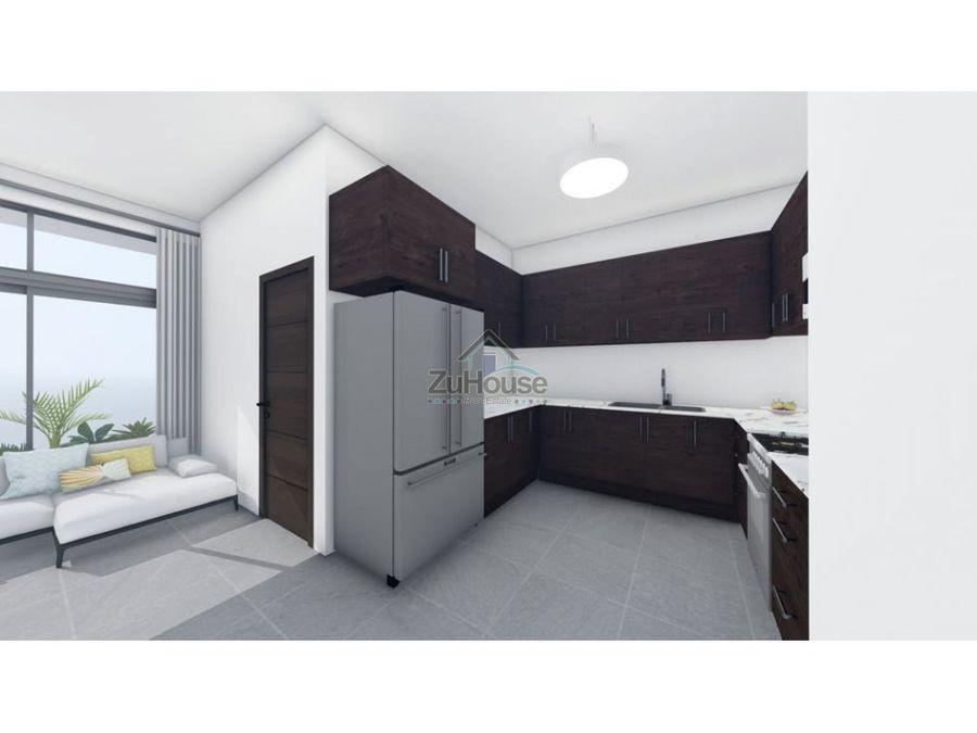 apartamento en venta reparto panorama stgo za17 c