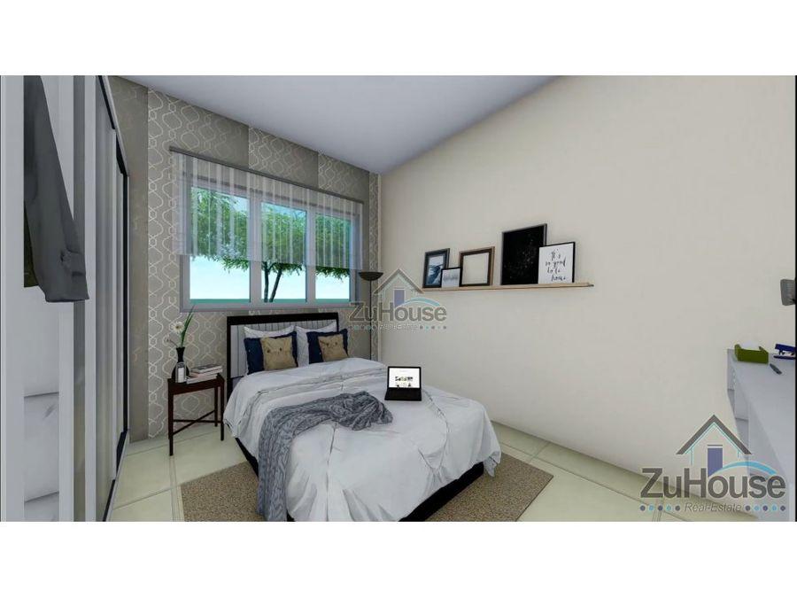 apartamento en venta en tamboril stgo wpa113 a