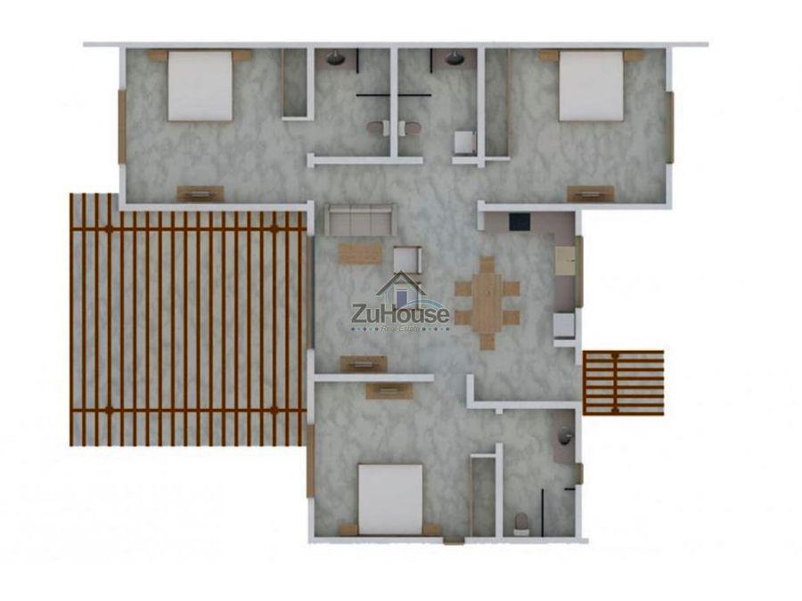 villa en venta en sosua puerto plata wpv07 b