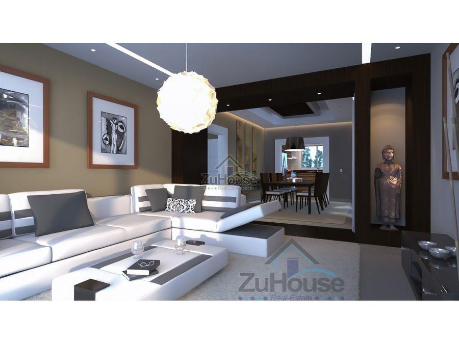 apartamento en venta la esmeralda santiago za49 b
