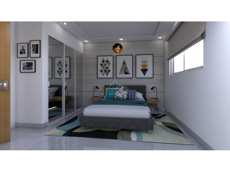 apartamento en venta en santiago wpa13 c