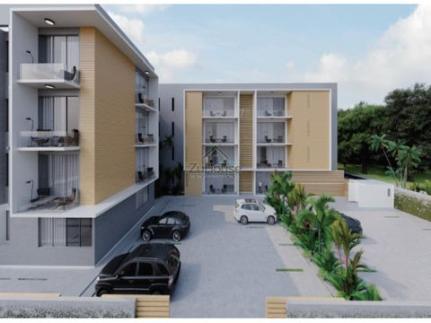 apartamento en venta en santiago de los caballeros wpa67 a