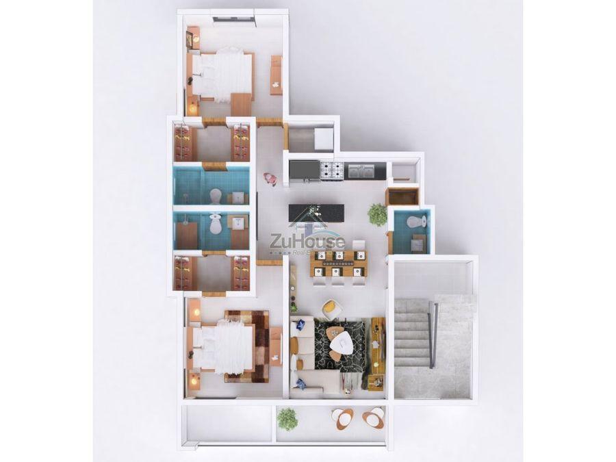 apartamentos de 2 habitaciones en venta en la zurza wpa78