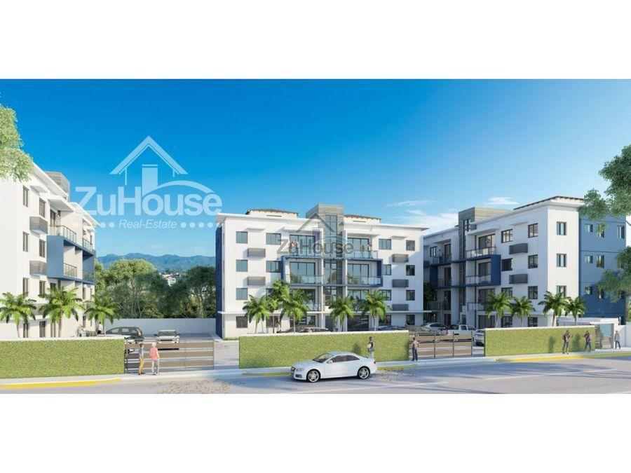 apartamento en venta en llanos de gurabo wpa32 a