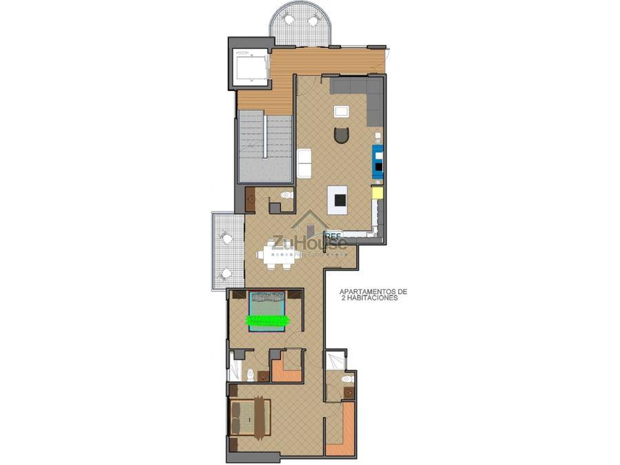 apartamentos en venta en torre de cerros de gurabo wpa34 c6