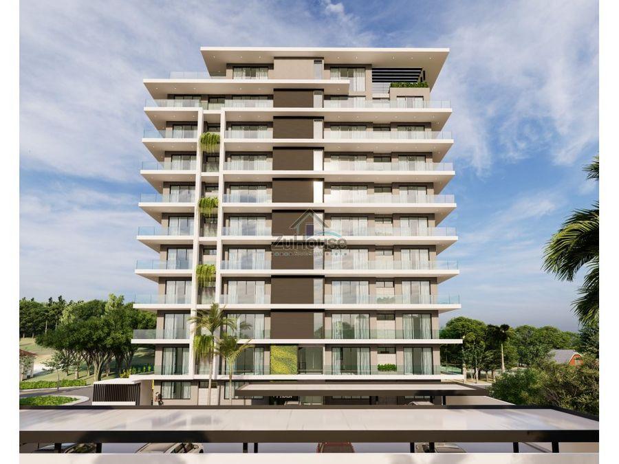 penthouse en venta en planos en torre en thomen santiago wpa20 b10
