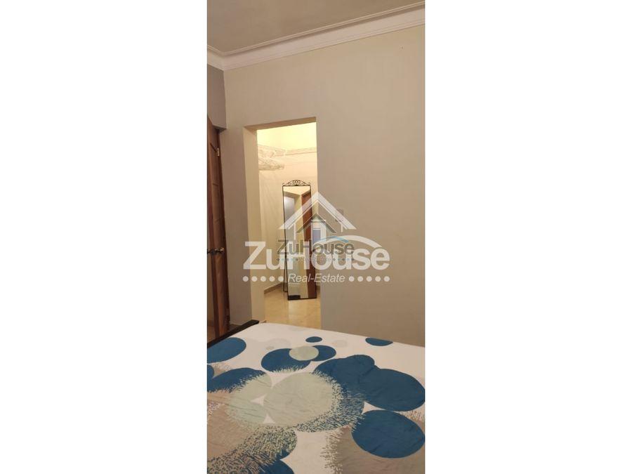 aja01 apartamento 2do nivel en padre las casa