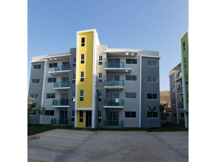 apartamentos en venta en planos en llanos de gurabo santiago wpa31 b