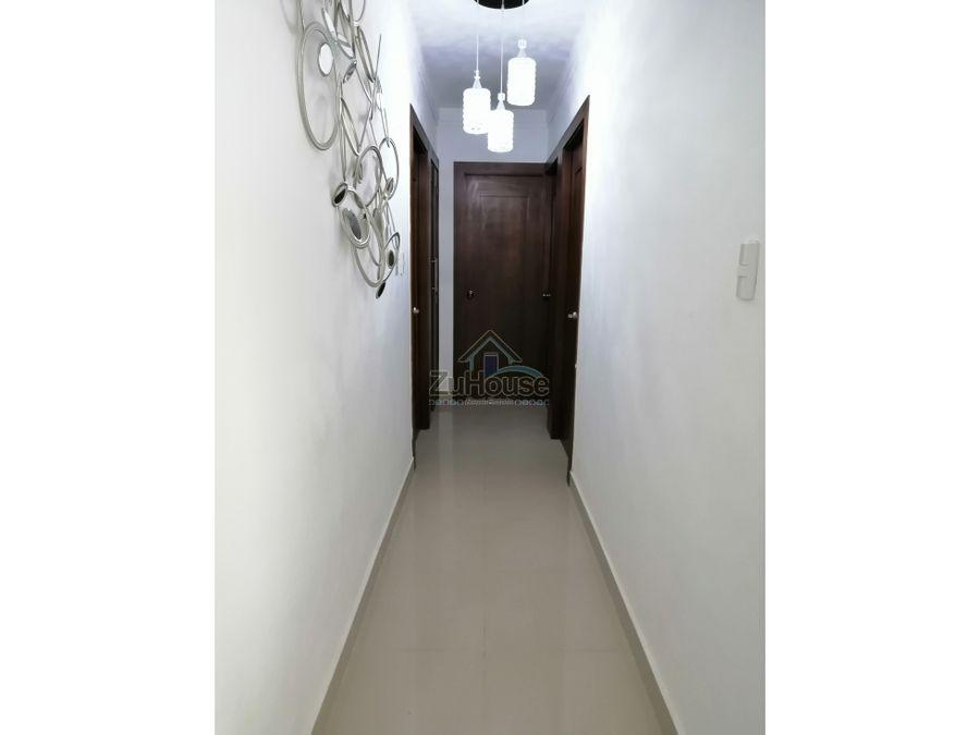 apartamento amueblado en alquiler en gurabo santiago awpa01