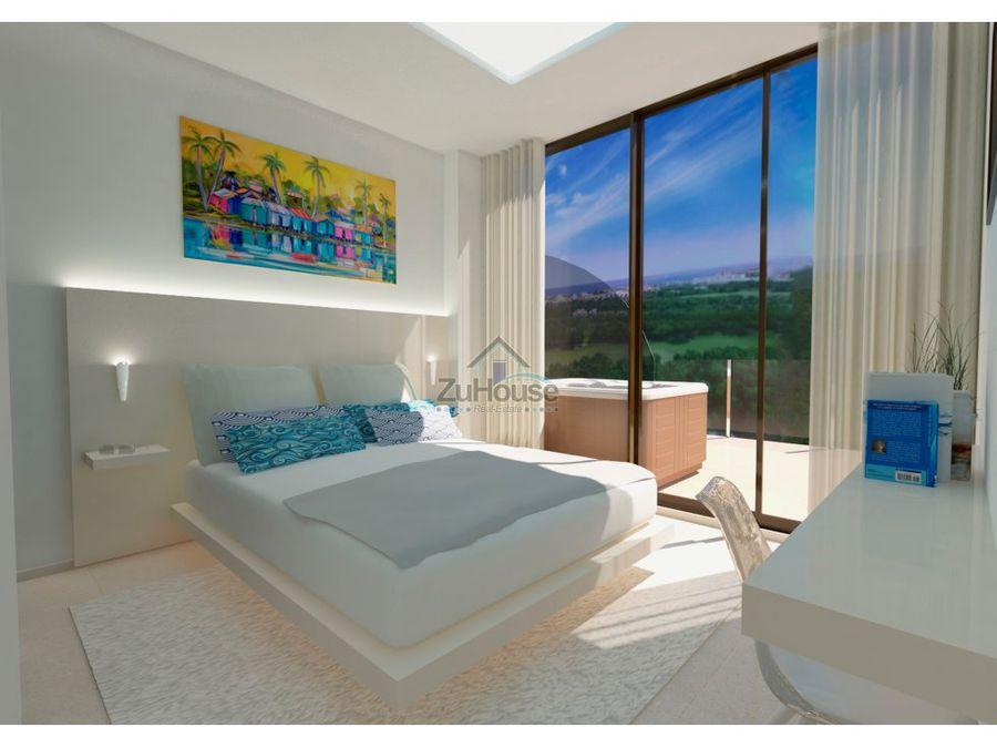 penthouse en venta en punta cana wpa101 c