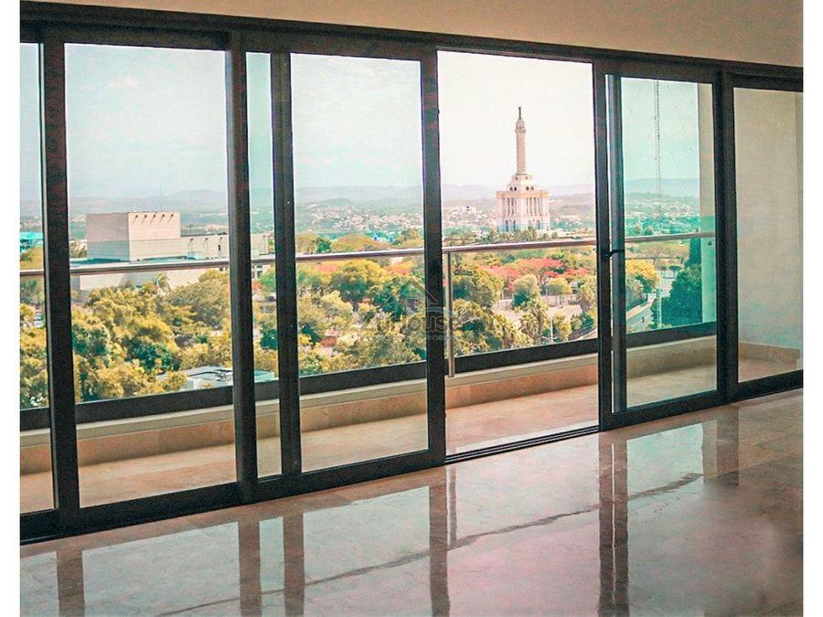 apartamento nuevo en venta en lujosa torre en la trinitaria wpa12