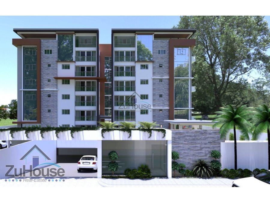 penthouse en venta en moderna torre en thomen santiago wpa13 f