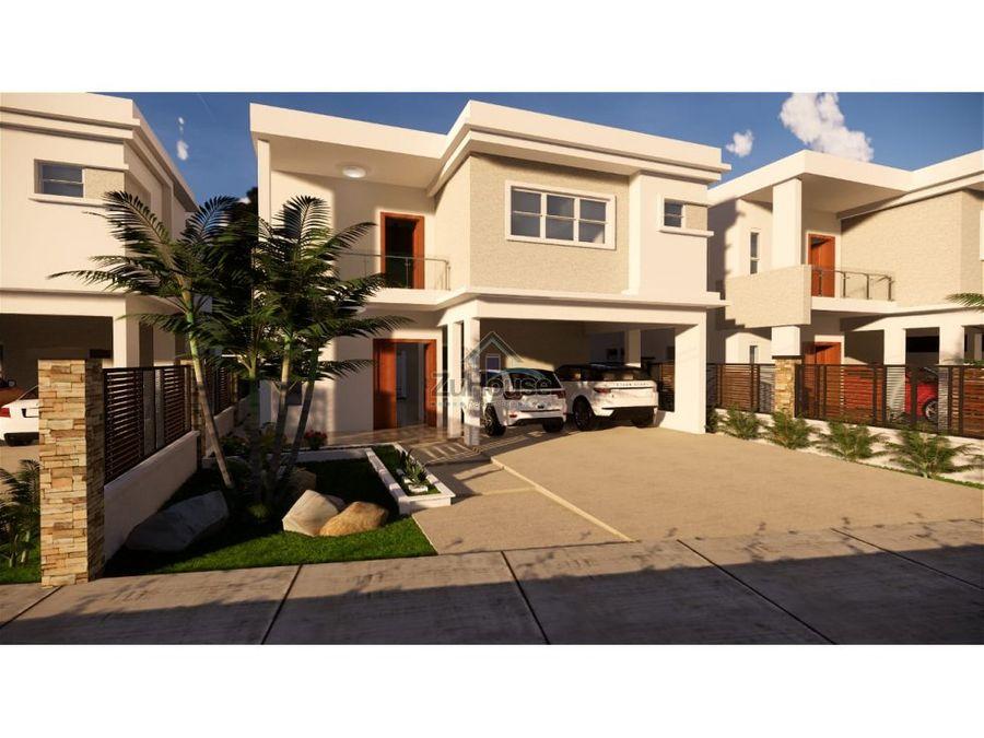 casas con terraza y patio en venta en planos en gurabo wpc06