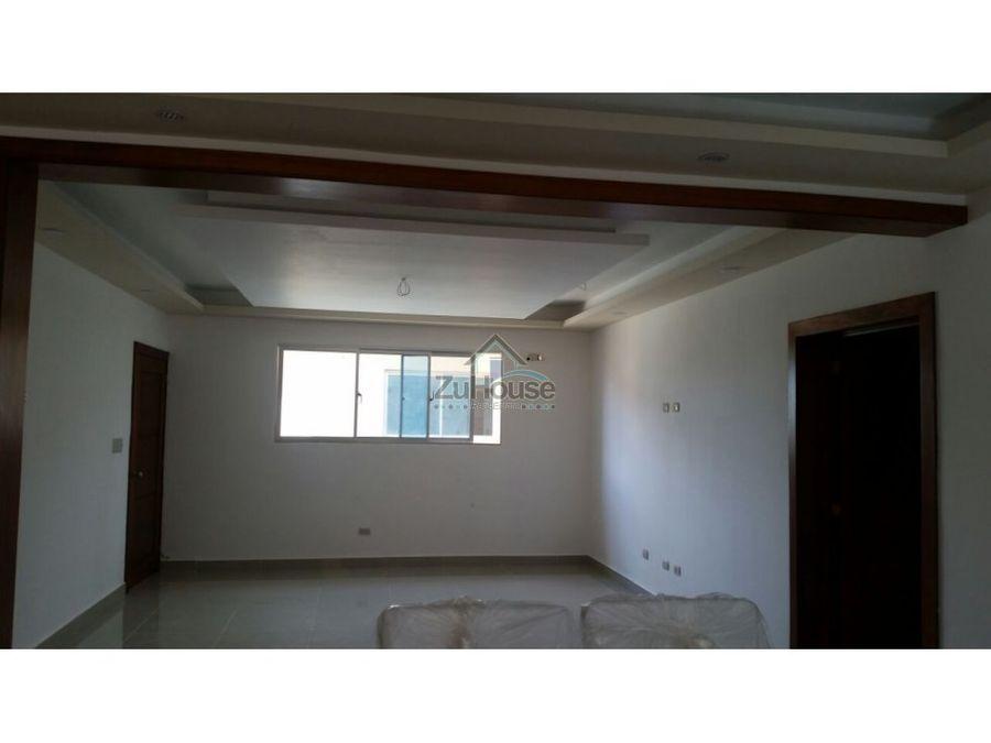 apartamento en venta villa verde santiago za10 c