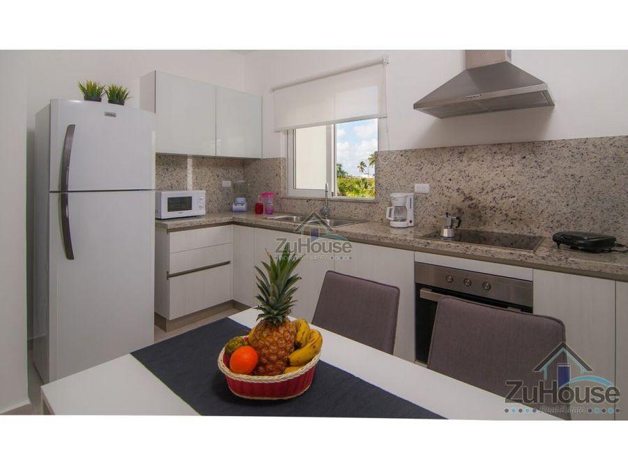 apartamento en venta en punta cana wpa94