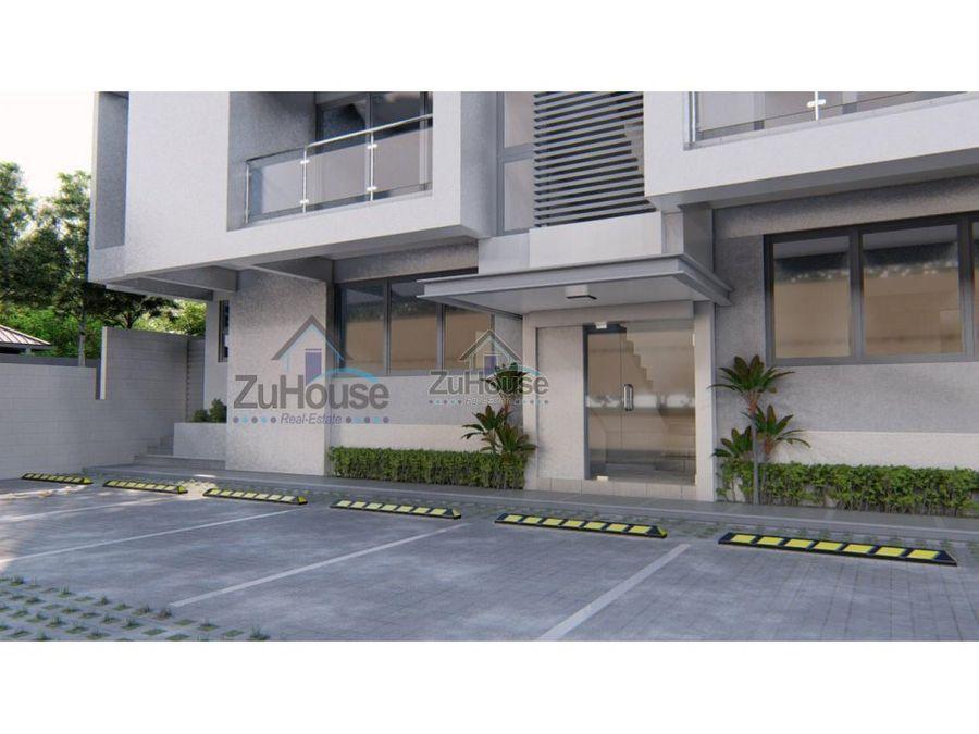 apartamento en venta los laureles santiago za56 a