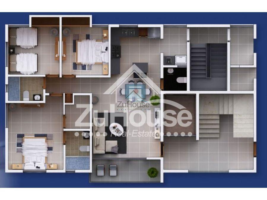 apartamentos carretera duarte santiago wpa79 c