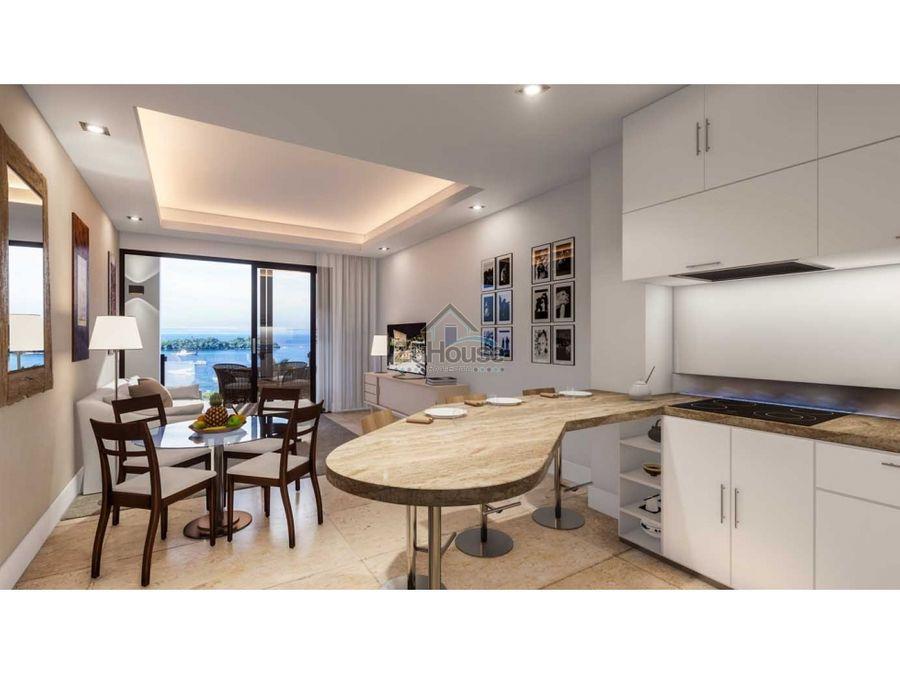 apartamento en venta con hermosa vista a bahia de en samana wpa129 d4