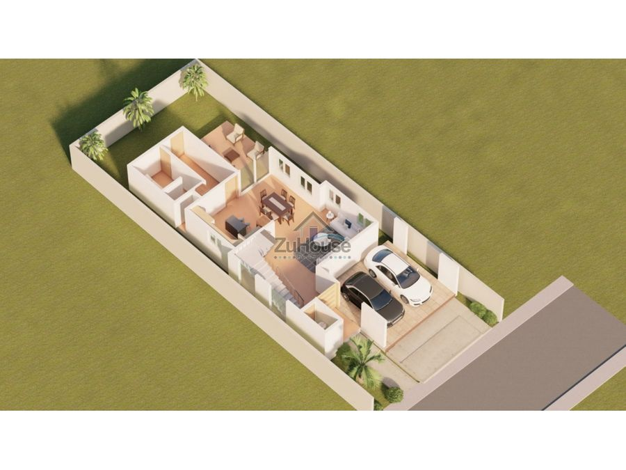 casa en venta en res cerrado proximo al dorado ii wpc02