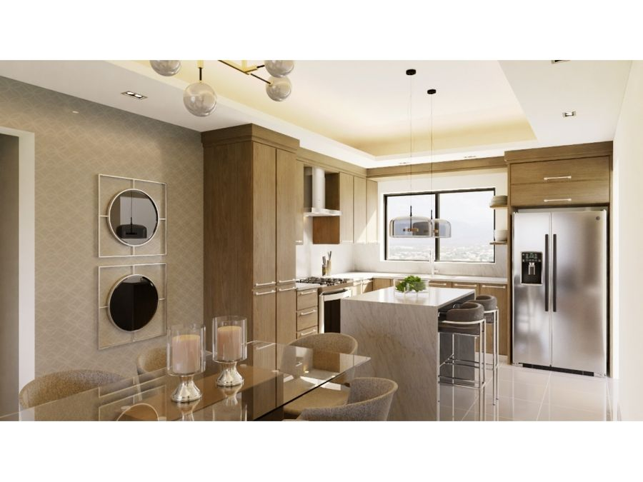 apartamento en venta 3 habs cuarto de servicio en gurabo wpa22 c2