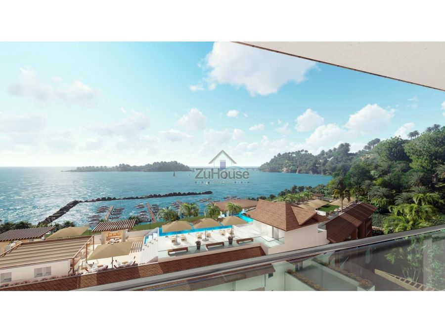 apartamentos en venta con espectacular vista bahia de samana wpa129 f3