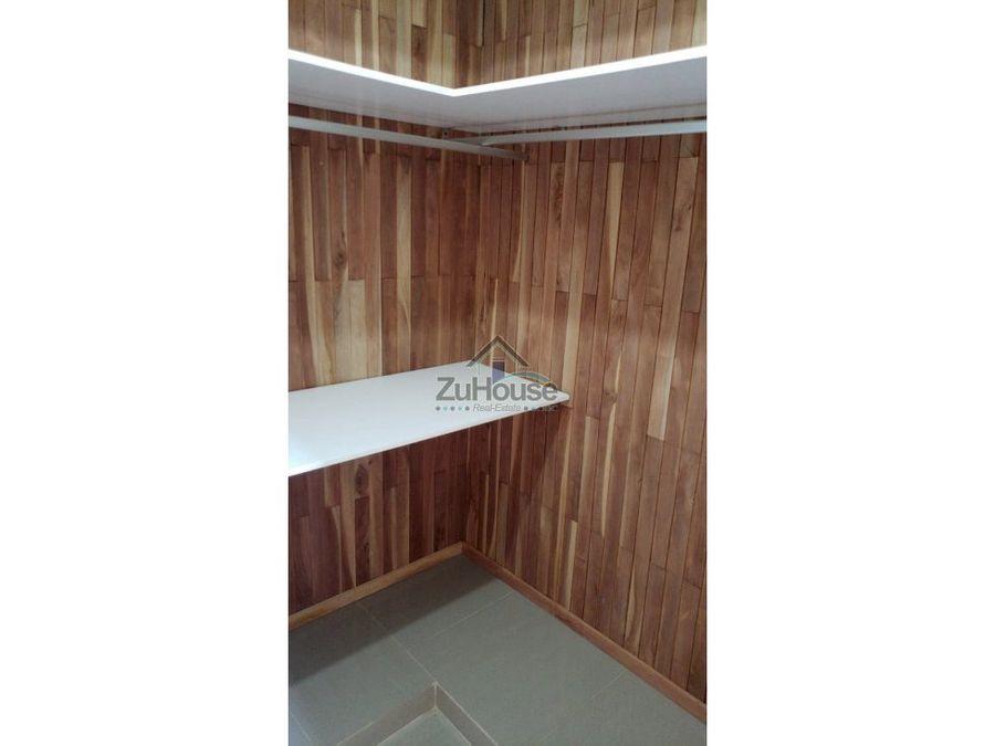 casa nueva en venta en villa maria santiago wpc04