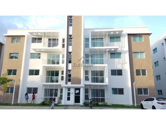apartamento nuevo en venta en res con piscina bda02