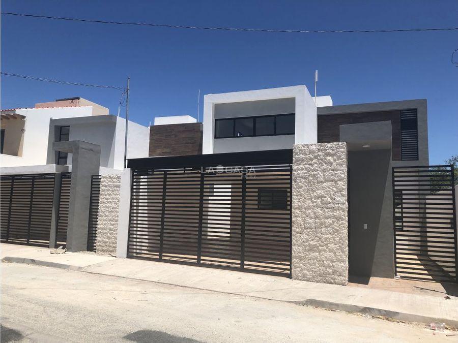 casa nueva en zona de altabrisa