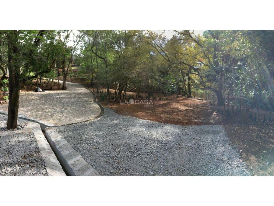 bosques del coporito