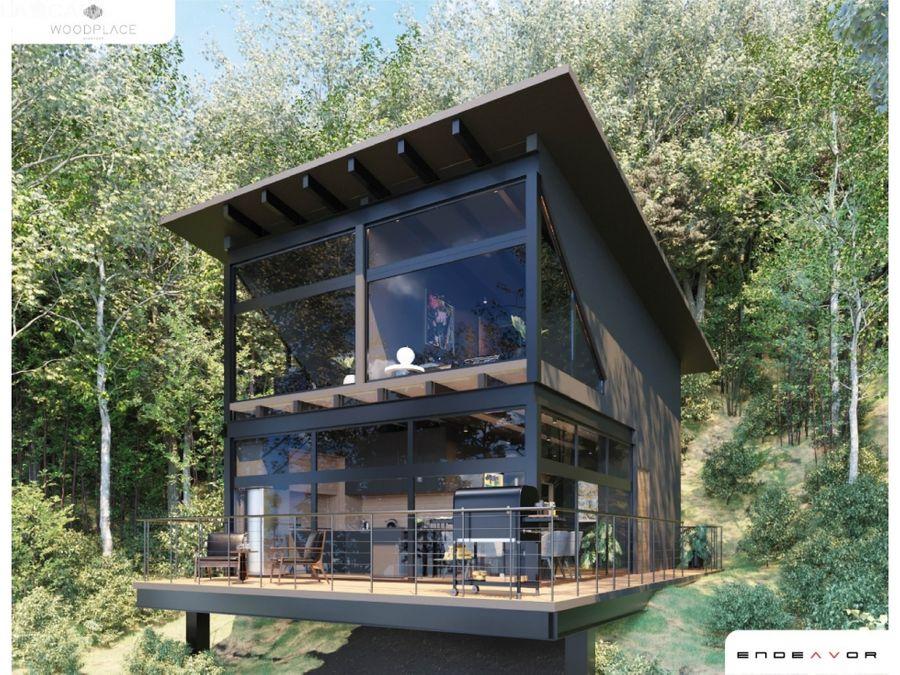residencial woodplace valle de bravo fraccional