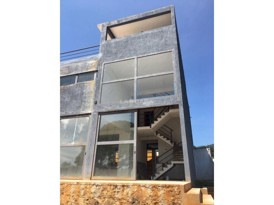 casa nueva en san gabriel ixtla